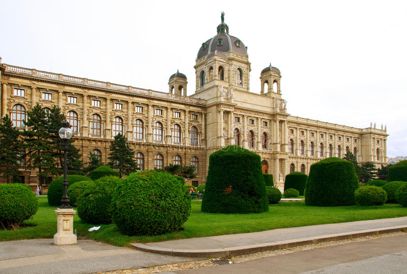 naturhistorisches музея стоковое изображение