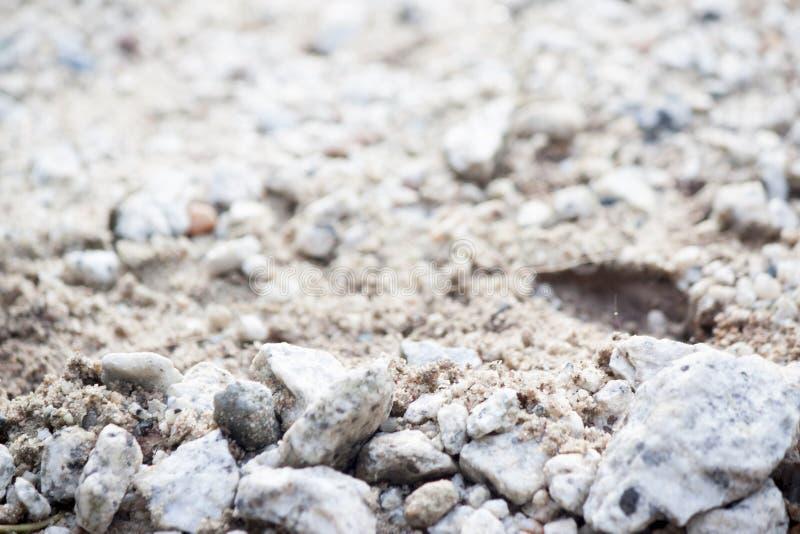 Naturjord och sten arkivfoto