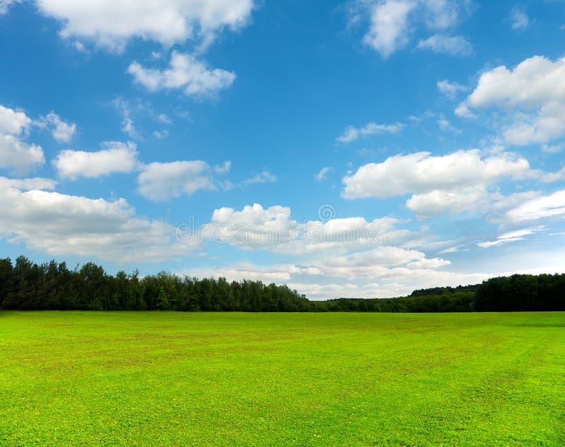 Naturlandschaft stockfoto