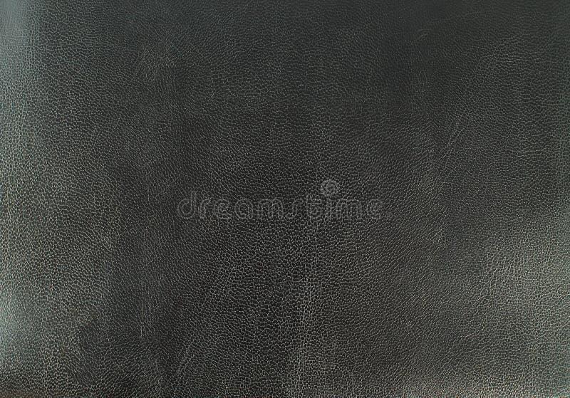 Naturlig bakgrund för textur för abstrakt begrepp för läderstrukturmaterial arkivfoto