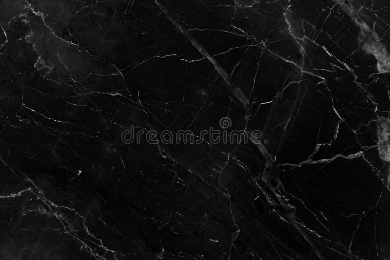 Naturlig bakgrund f?r svart marmormodelltextur Design f?r v?gg f?r inremarmorsten fotografering för bildbyråer