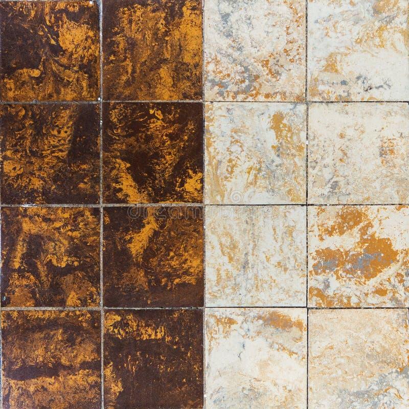 naturlig beige mable textur arkivfoto