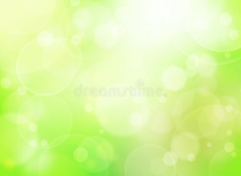 Naturlig bubblabakgrund vektor illustrationer