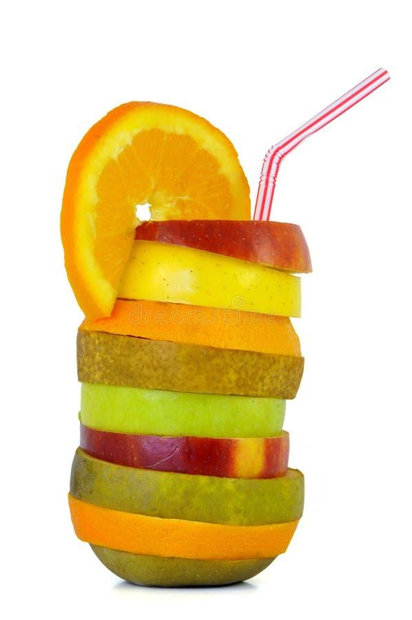 naturlig fruktsaft royaltyfria foton