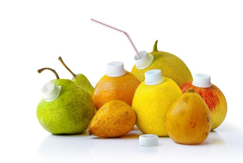 naturlig fruktsaft