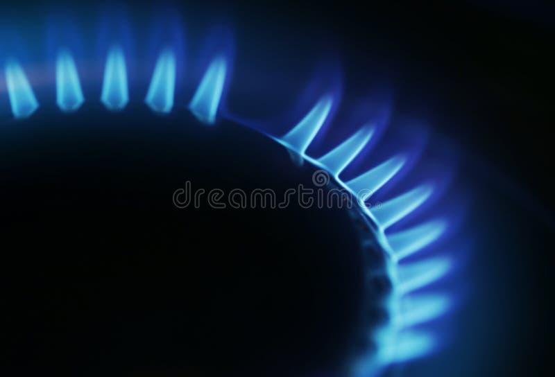 naturlig gas arkivbilder