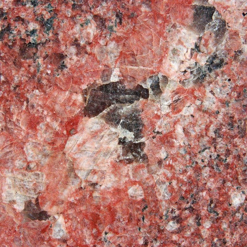 Naturlig granit. arkivfoton