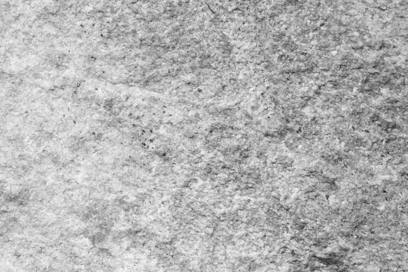 Naturlig sandstentextur och sömlös bakgrund svart och wh royaltyfria bilder