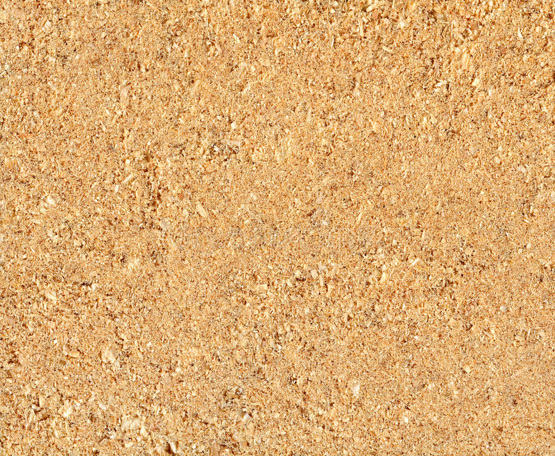 naturlig sawdusttextur royaltyfri bild