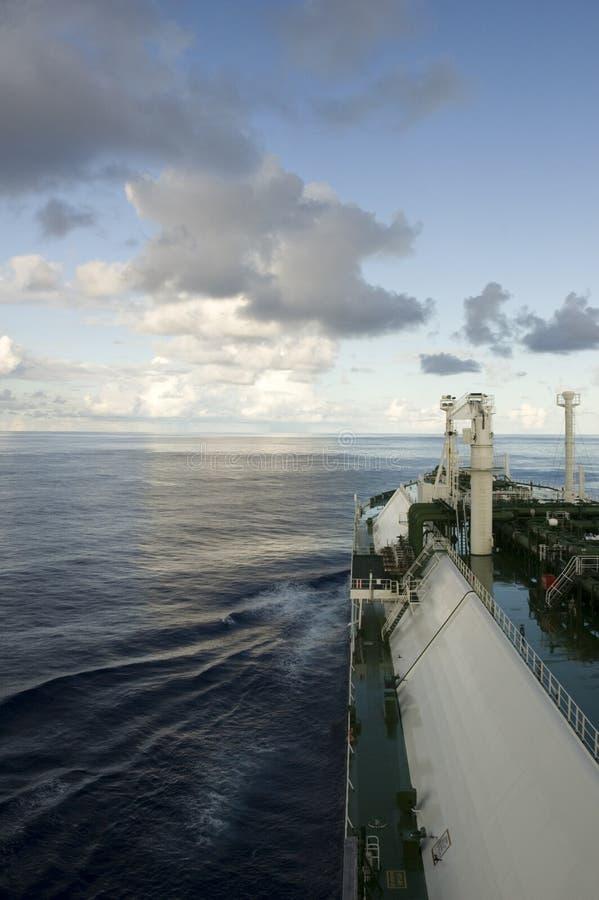naturlig ship för gaslng royaltyfri foto