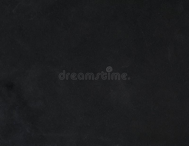 Naturlig verklig svart mockaskinntextur royaltyfria foton