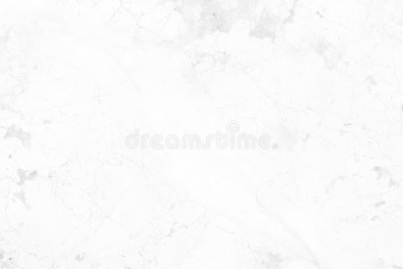 Naturlig vit bakgrund f?r marmortexturabstrakt begrepp arkivfoton