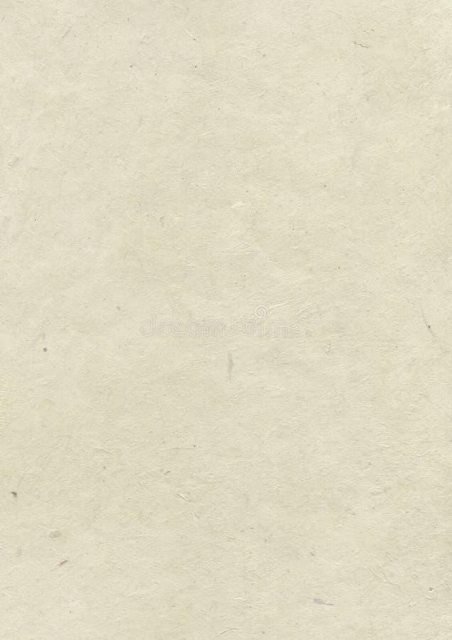 Naturliga nepalese återanvände pappers- textur royaltyfri foto