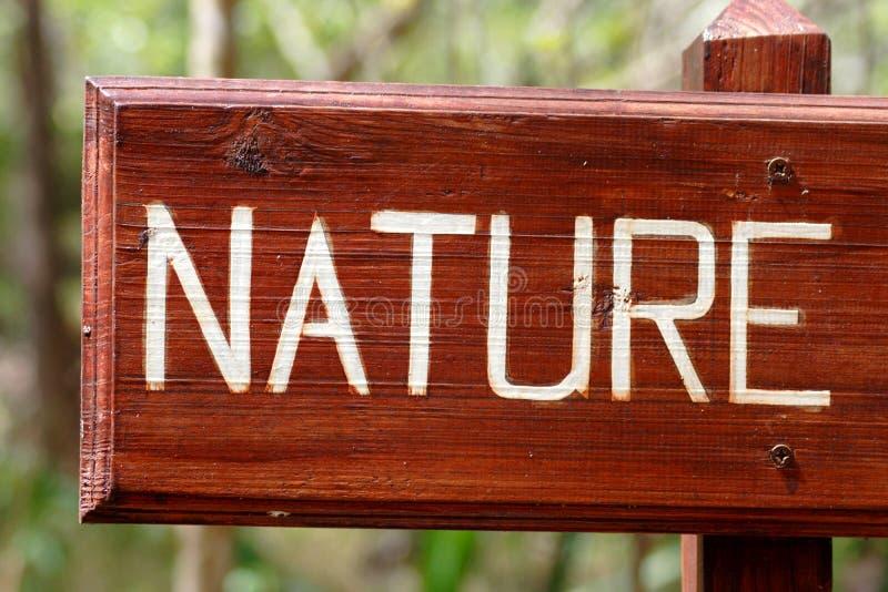Naturpanel stockfotos