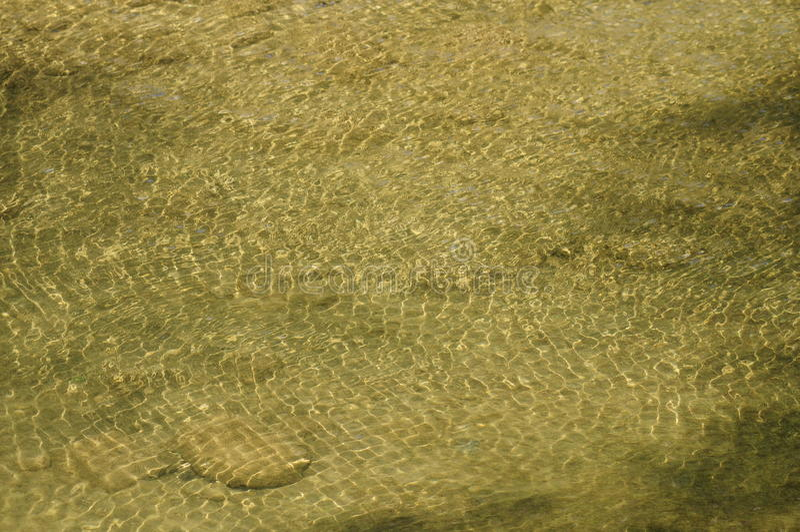 Naturvattenkrusningar. royaltyfria foton