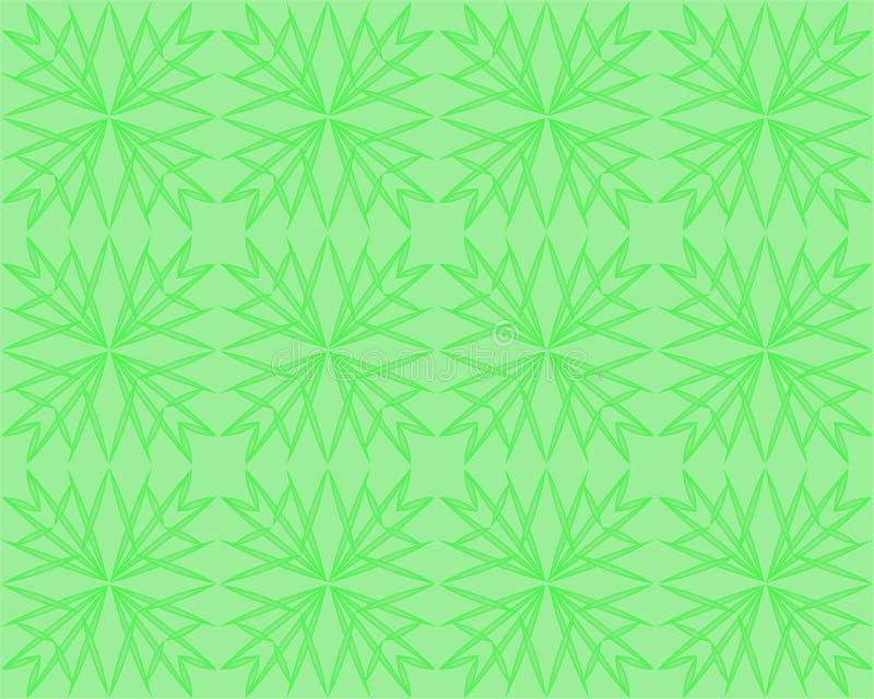Natury gradientowy tło z jaskrawym światłem słonecznym abstrakcjonistyczny tło zamazująca zieleń Ekologii pojęcie dla twój grafic ilustracji