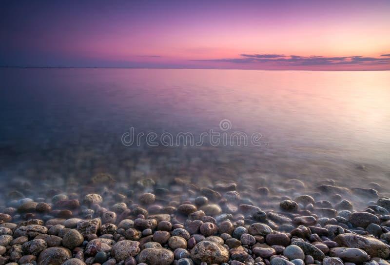Natury morza tło zdjęcie stock
