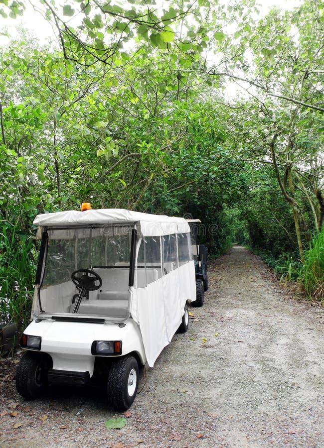 natury parkowego leśniczego rezerwy pojazd zdjęcie royalty free