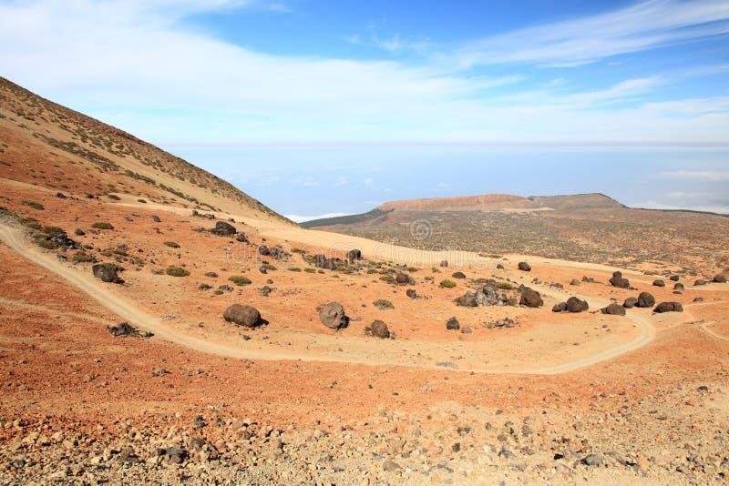 natury teide Tenerife obrazy stock