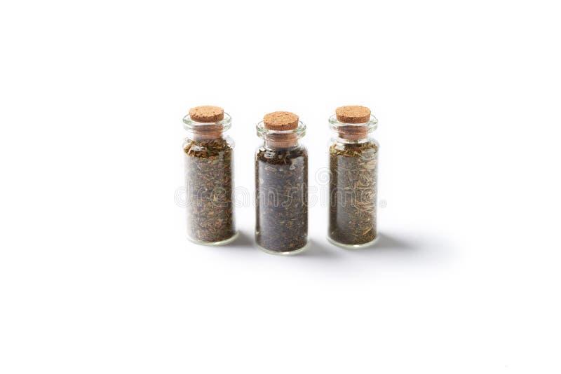 Natuurlijk geneesmiddel in glas royalty-vrije stock fotografie