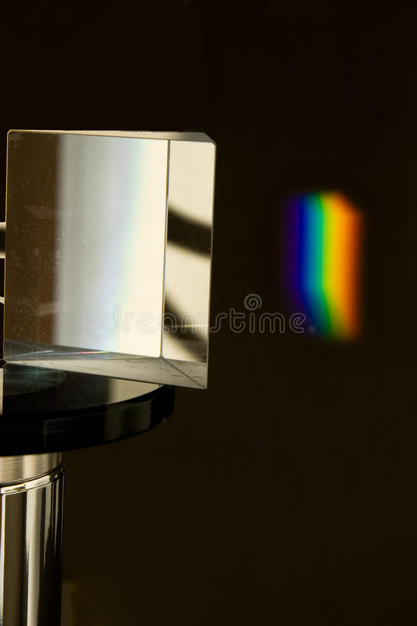 Natuurlijk spectrum stock foto