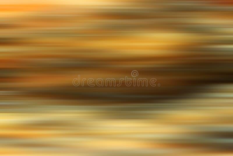 Natuurlijke achtergrondillustratie Banaanzaad in de donkere en lichtoranje kleuren van de onduidelijk beeldmotie Horizontale meni stock fotografie