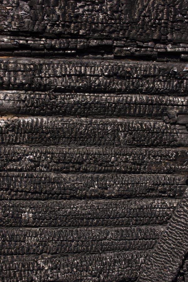 Natuurlijke brandas met donkere grijze zwarte steenkolentextuur Het is een brandbare zwarte harde rots Copyspace royalty-vrije stock fotografie