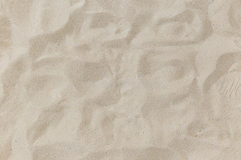 Natuurlijke de textuurachtergrond van de zandsteen Zand op het strand als achtergrond De concrete textuur van de kunstroom voor a stock foto