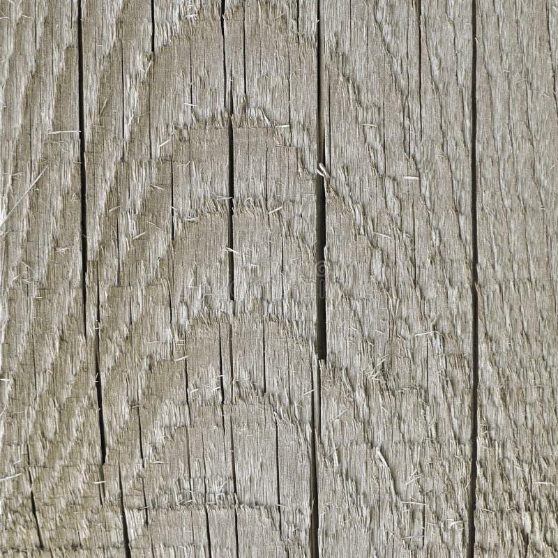 Natuurlijke Doorstane Grey Tan Taupe Sepia Wooden Board, Gebarsten Ruwe Besnoeiings Houten Textuur Groot Gedetailleerd Oud Oud Gr royalty-vrije stock foto's