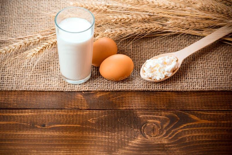Natuurlijke eigengemaakte producten stock afbeelding