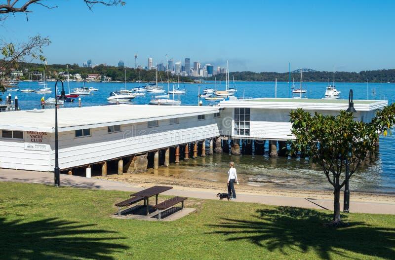 Natuurlijke en stedelijke landschappen de van Australië, stock foto