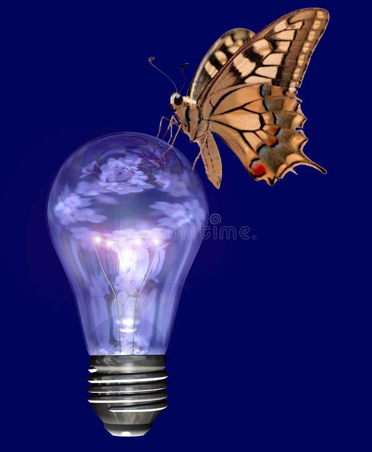 Natuurlijke energieën 2 stock illustratie