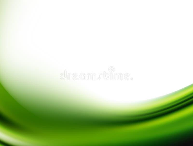 Natuurlijke groen royalty-vrije illustratie