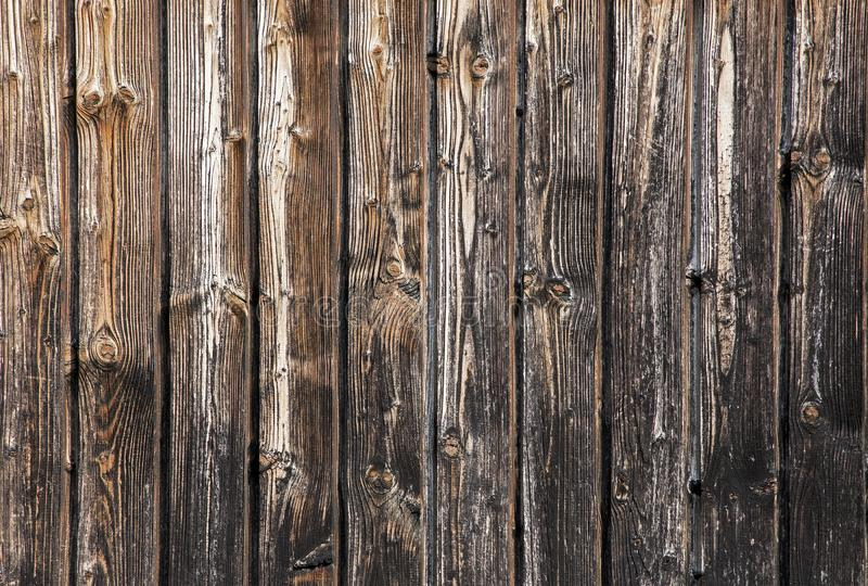 Natuurlijke grunge houten textuur-niet geschilderde doorstane achtergrond royalty-vrije stock afbeeldingen