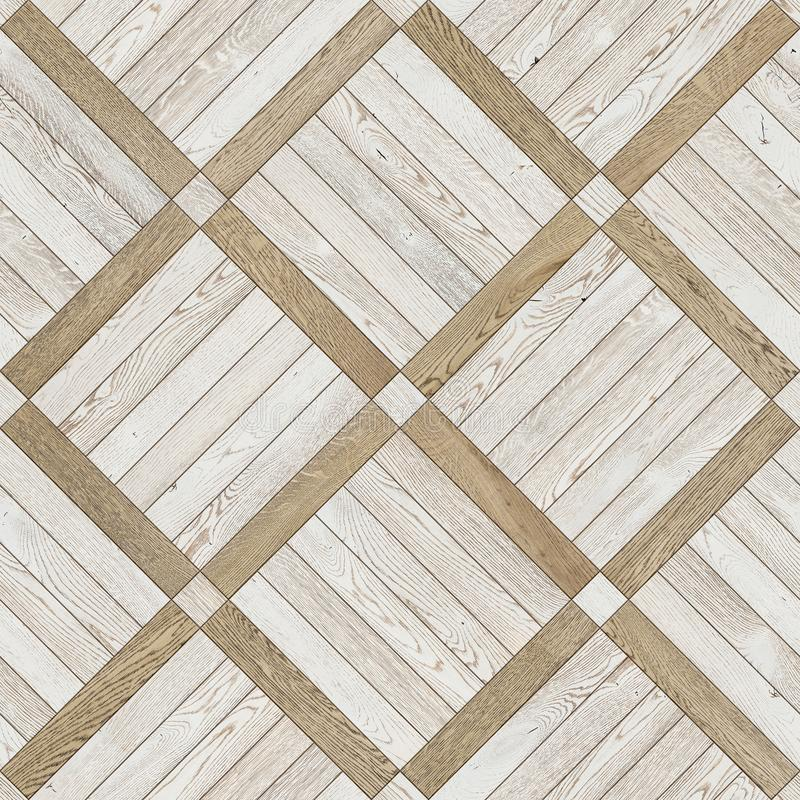 Natuurlijke houten achtergrond, grunge het ontwerp naadloze textuur van de parketbevloering royalty-vrije stock foto