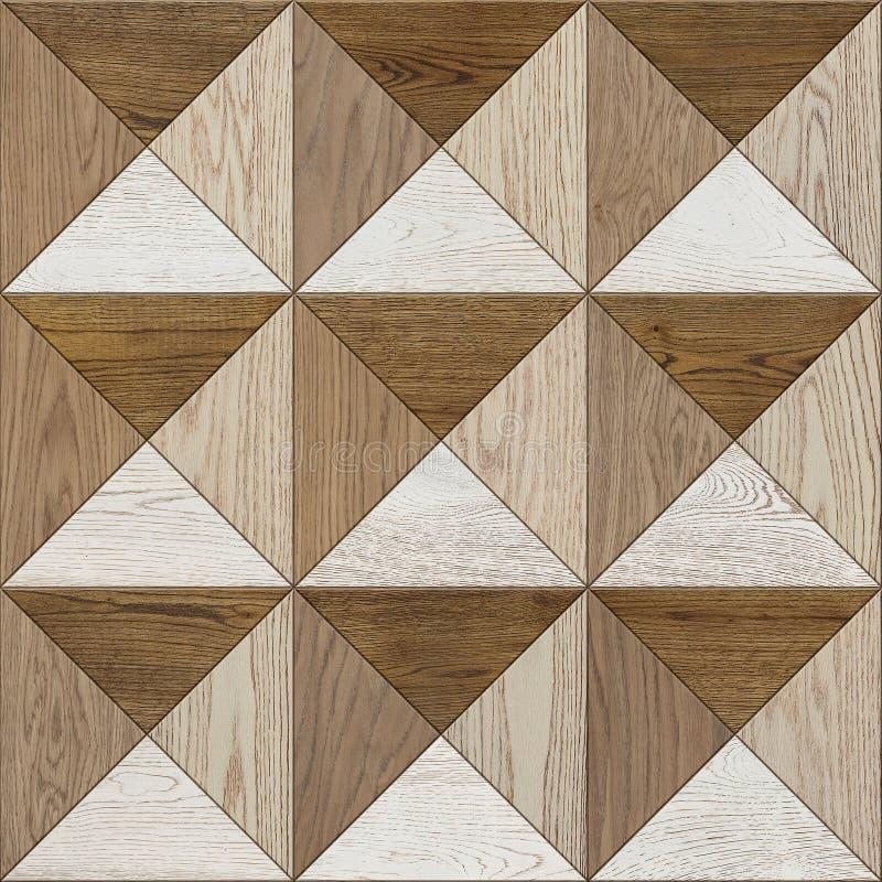 Natuurlijke houten achtergrond, grunge het ontwerp naadloze textuur van de parketbevloering stock afbeeldingen