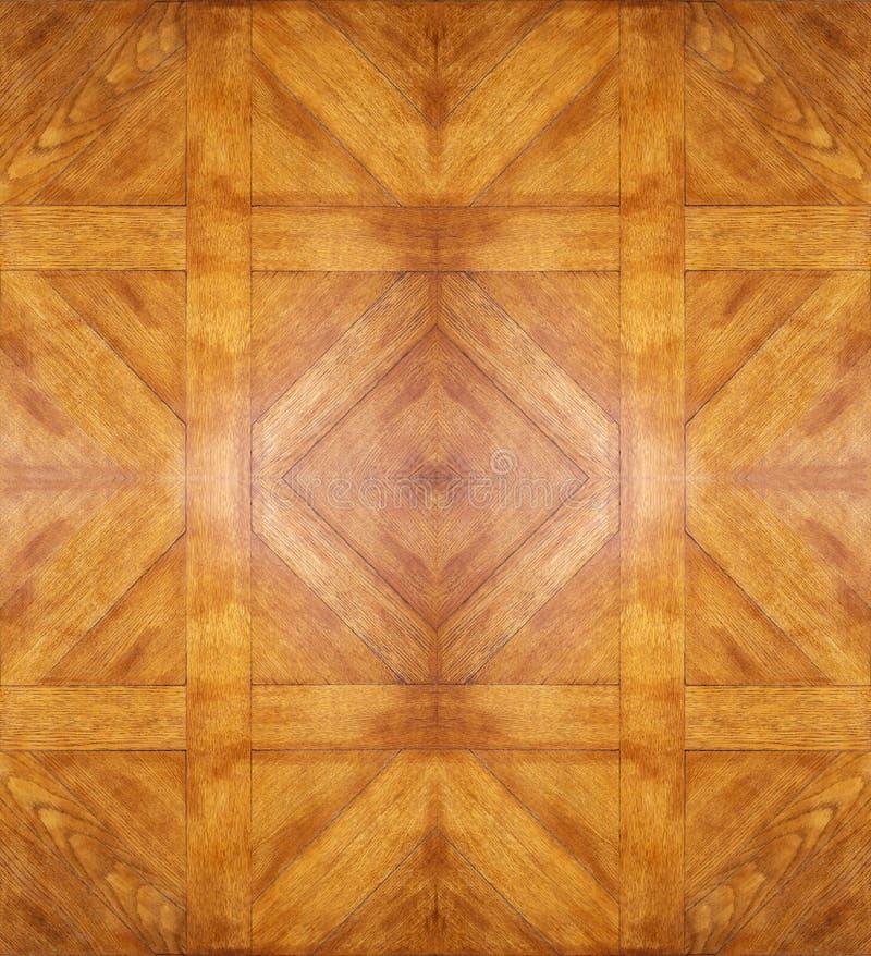 Natuurlijke houten naadloze textuur stock fotografie