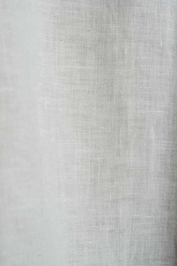 Natuurlijke Linnen Textielachtergrond royalty-vrije stock afbeelding