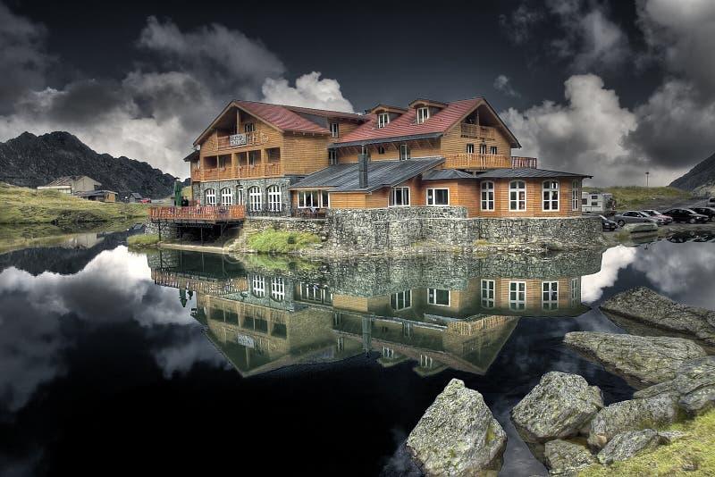 Natuurlijke reserve van Balea royalty-vrije stock fotografie