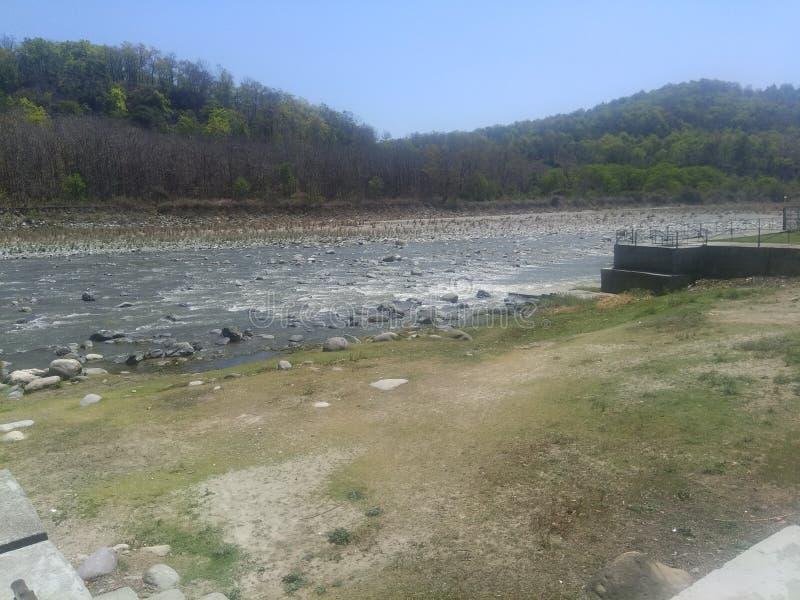 Natuurlijke rivieren royalty-vrije stock foto