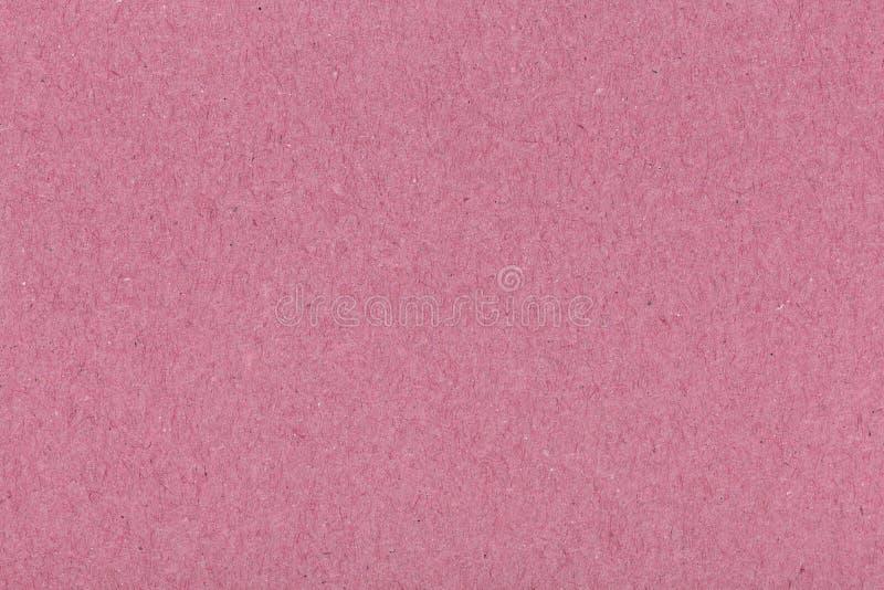 Natuurlijke roze gerecycleerde document textuurachtergrond royalty-vrije stock fotografie