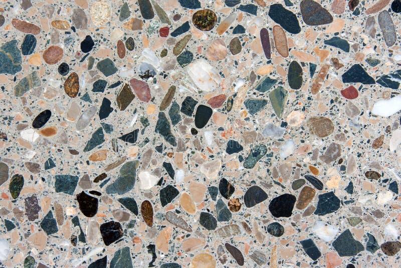 Natuurlijke steentextuur royalty-vrije stock afbeelding