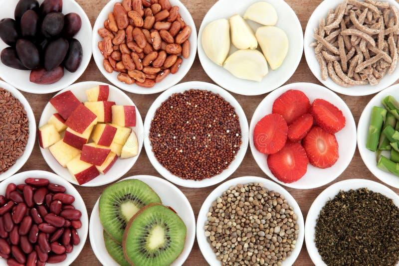 Natuurlijke voeding stock fotografie