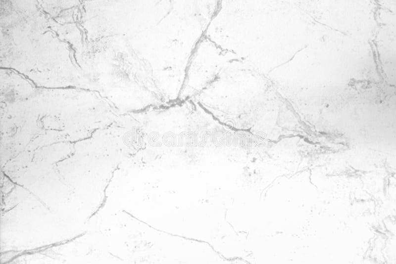 Natuurlijke Witte marmeren textuur voor het behang luxueuze achtergrond van de huidtegel stock afbeeldingen