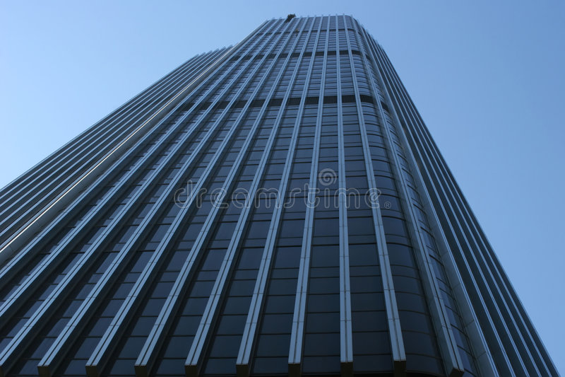 Download Natwest башня стоковое изображение. изображение насчитывающей выпуклины - 1199397