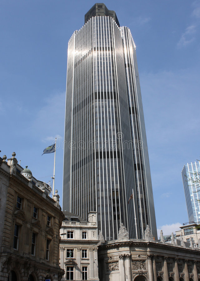 Download Natwest Tower stock photo. Image of money, skyline, business - 9034500