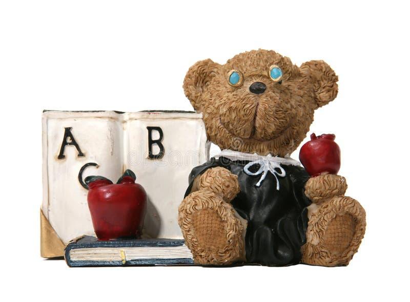nauczyciel bear zdjęcie royalty free