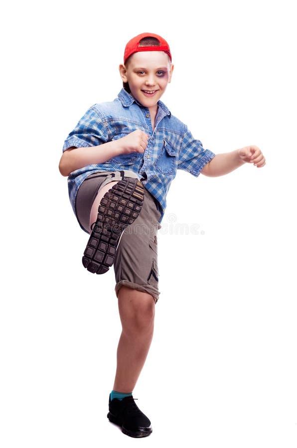 Naughty Boy Stock Photos