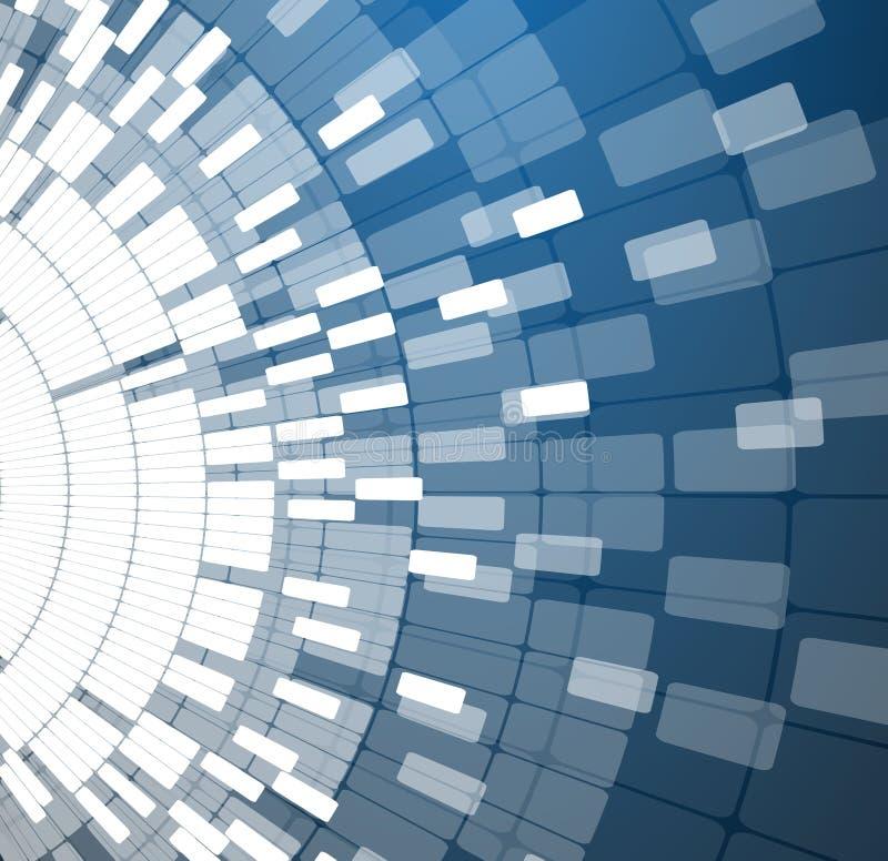 Nauka futurystycznego interneta informatyki wysoki biznes