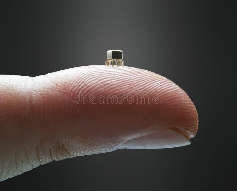 Nauka I Technologia Na Fingertip zdjęcia stock